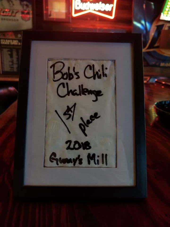 bobs-chili-challenge-1st-place-2018-Gunnys-Mill